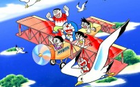 Wallpaper of doraemon