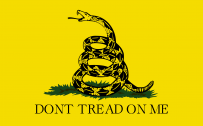 Don not tread on me wallpaper