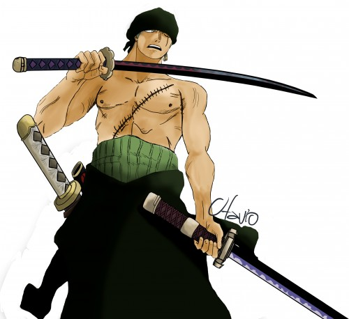 roronoa zoro wallpaper