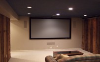home theatre wallpaper