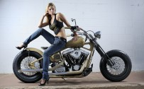 biker chicks wallpaper