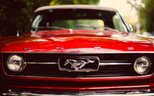 67 ford mustang wallpaper
