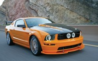 2007 ford mustang wallpaper