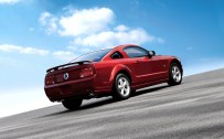 2008 ford mustang wallpaper