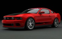 2010 ford mustang gt wallpaper