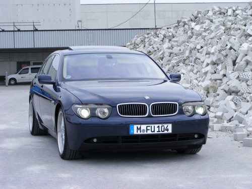 bmw 745i wallpaper