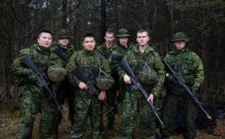 canadian army wallpaper