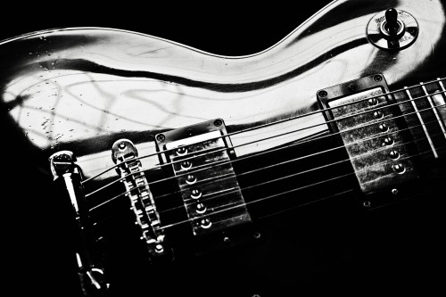 les paul guitar wallpaper