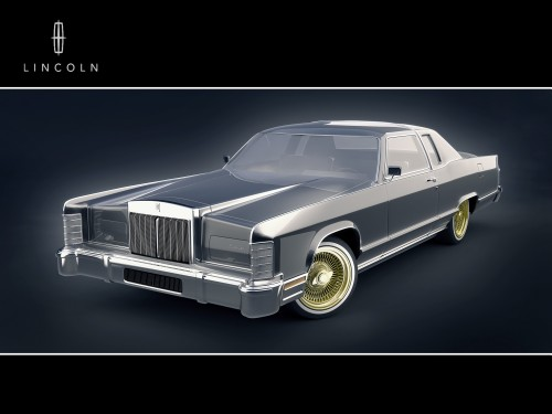 lincoln continental wallpaper