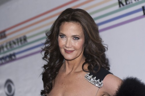 linda carter wallpaper