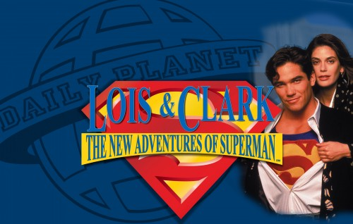 lois and clark wallpaper
