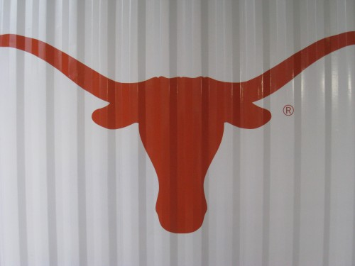 longhorns logo wallpaper