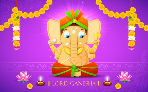 lord ganesa wallpaper