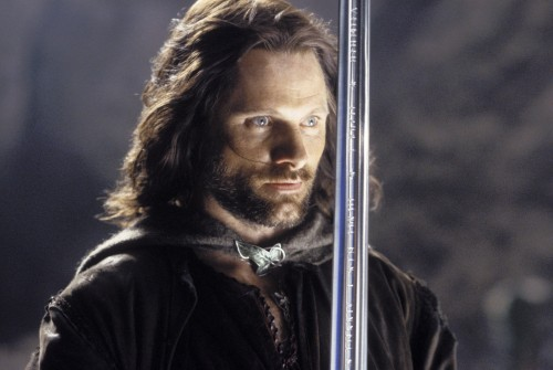 lord of the rings aragorn wallpaper