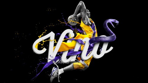 los angeles laker wallpaper