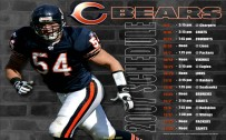 chicago bears schedule wallpaper